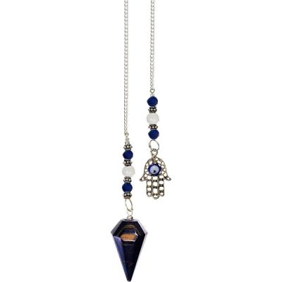 Blue Tiger Eye Fatima Hand $19.99