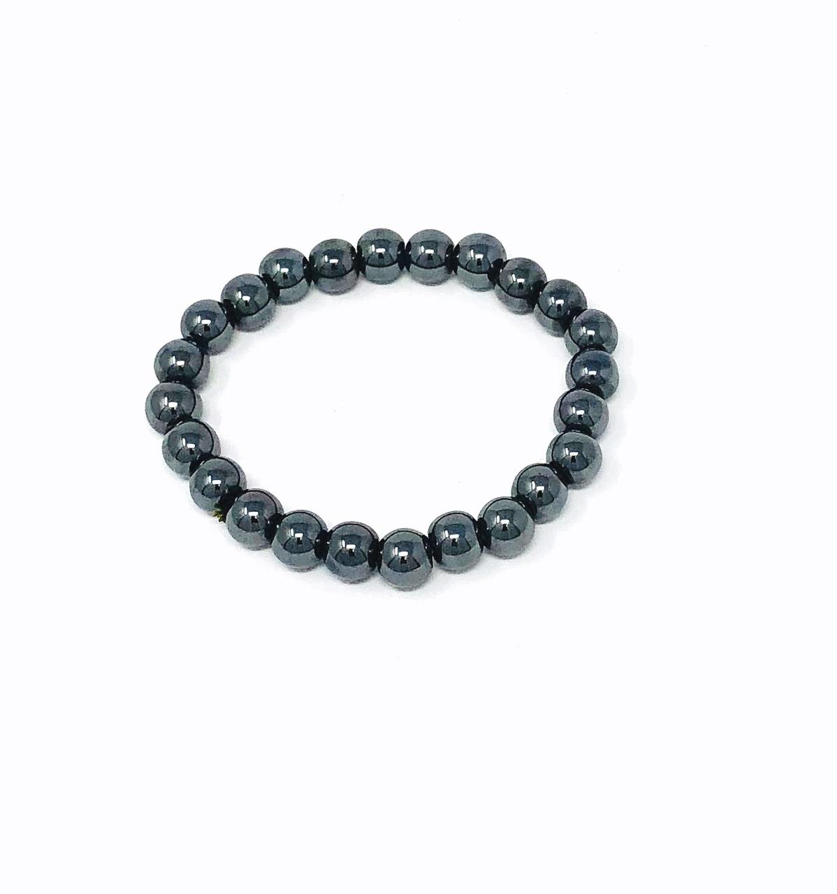 Hematite 8mm bracelet $14.99