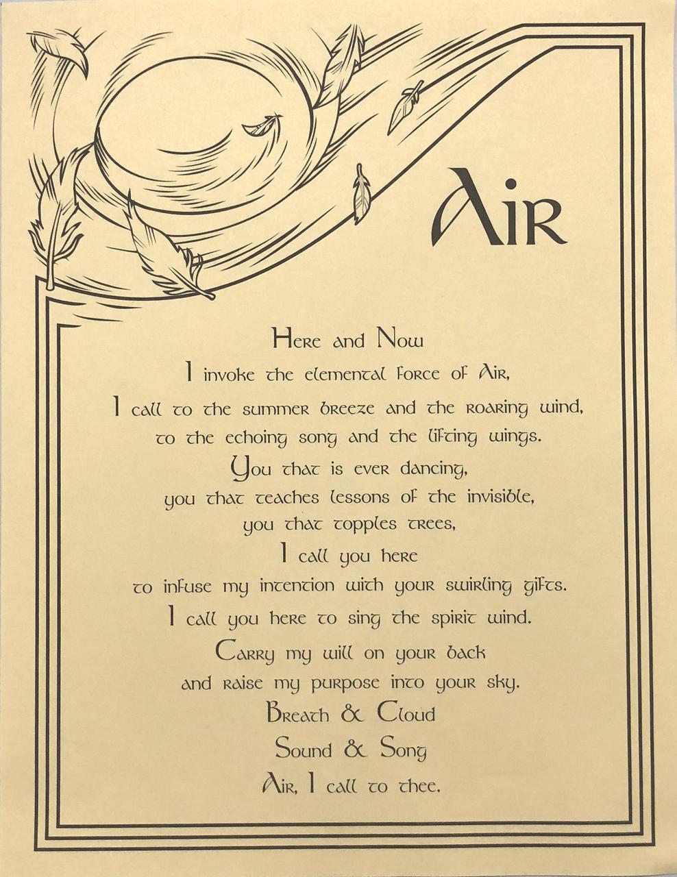 Prayer Poster Air $4.99