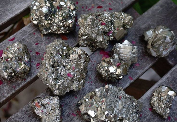 Pyrite Chunks $2.99 each