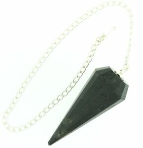 Tourmaline Pointed Pendulum $9.00