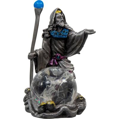 "Wizard with crystal ball 2.75"" 34.99"