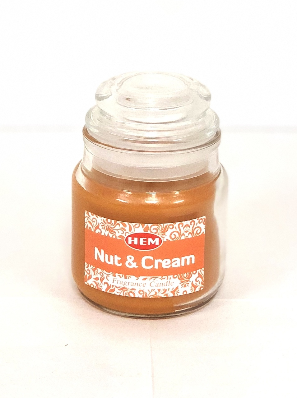 Hem Nut & Cream Candle $8.99